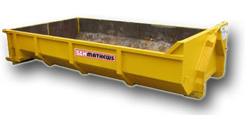 ROLL ON_ROLL OFF Skip - Up to 12 Ton