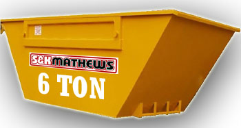 MAXI Skip - Up to 6 Ton